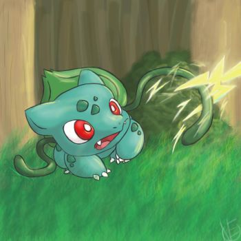 001 Bulbasaur by NeoTheBean