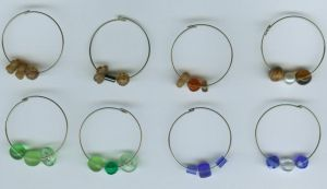 Wine Glass Charms by Willys-Sweetheart