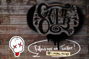 Game Over ID by GAME-OVER-CUSTOM