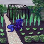 Canterlot Gardens 7 by Dahtamnay