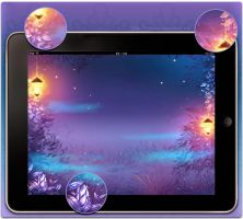 iPad Game Background by Seiorai