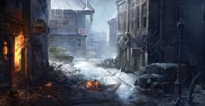 World War Winter by Kostya-PingWIN