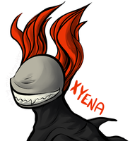 Xyena Scribble by muckmouth