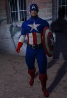 Captain america by cattle6