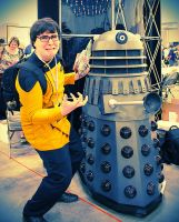 Dalek ID by kproductions
