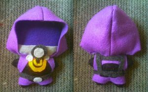 Tali Zorah Plushie by CheesyHipster