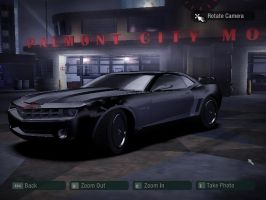 NFS Concept Kitt 2 by davemetlesits