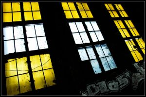 YelloW WindoWs by ideoda