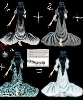 Dress tutorial by Irulana