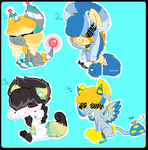Cheap Adopts -Closed- by Lia-Luv
