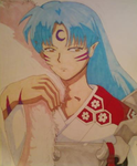 Sesshomaru by OH-realmonsters