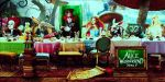 Alice In Wonderland by eddycullenswanblack