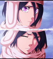 Bleach 569 - Rukia by KhalilXPirates