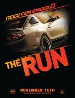 Need for Speed: The Run poster by DigitalMunkey