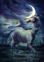 Lunicorn by benu-h