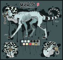 New Udia ref by 8-Xenon-8