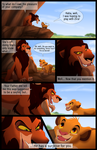 Mufasa's Reign: Chapter 1: Page 21 by albinoraven666fanart