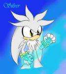 1SPC5: Silver The Hedgehog by fansonic
