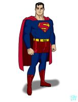Superman by Jochimus