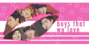 2PM boys that we loved by ntwogu