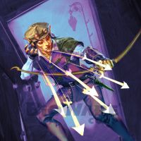 Age of Champions Mystic Archer by anotherdamian
