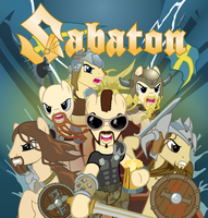 Sabaton Ponified by HaveBKYourWay