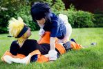SasuNaru - Naruto by Mostflogged