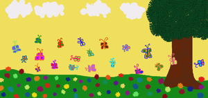 Butterfly Fields by neice1176