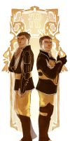 Amsen Brothers by Vhu