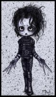 Edward Scissorhands by MARRASKUUveri