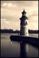Lighthouse by darkgreenchaos