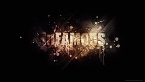 Infamous Wallpaper by iEvgeni
