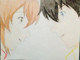 Romeo and Juliet by Bella-nutella1223
