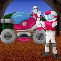 The Blaster Master by outpost