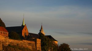 Akershus fortress 3 by deadvittra