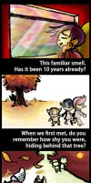 GSW Comic 13 - Animal Crossing by PersonaSama