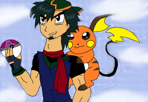 Ash Ketchum: The Later Years... by PurfectPrincessGirl