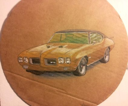 Danny's 1970 GTO Judge by littleweird