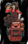 TF2: Engie Phoo by ph00