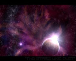 The Stars, Like Dust by slipstream3d