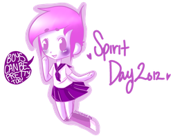 Spirit Day 2012! by Lil-Wang