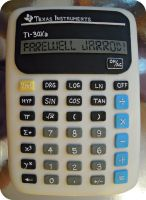 Calculator Cake by cake4thought