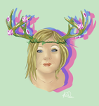 Antlers by k12hanchi