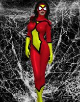 Spider-Woman 04 by hotrod5