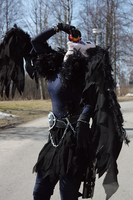 BakaCon09 - Ryuk by honey-and-death