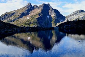 mt tilley reflections by BCMountainClimber