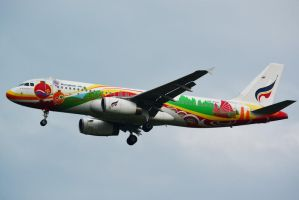 Bangkok Airways A320-232 by sudro