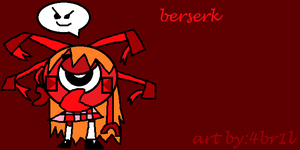 Berserk In Mixels Form by 4br1l