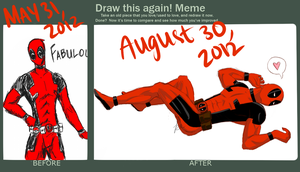 MEME: Draw this Again by Keytarist