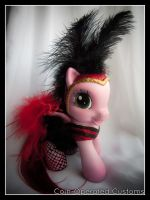 Vegas - a showgirl pony by chickygrrl